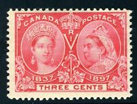 CANADA SCOTT# 53 SG# 126 MINT NEVER HINGED AS SHOWN