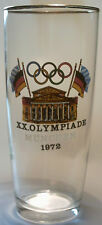 Orig.glass    Olympic Games MÜNCHEN 1972  -  Special Edt. C  !!   VERY RARE