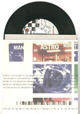 """Man or Astro-Man? """"Ex Machina"""" 7"""" Supernova Servotron Aquabats OOP"""
