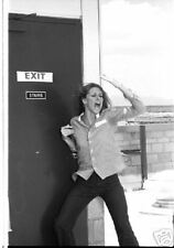 THE BIONIC WOMAN LINDSAY WAGNER IN ACTION '76 ABC PHOTO