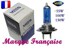 "10 AMPOULES XENON VEGA® ""DAY LIGHT"" 5000K MARQUE FRANCAISE HB3 9005 55W"