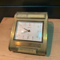 Semca Official Classic alarm clock (8 Seven Jewels) (S)