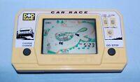 Vintage Matsushima Pop Game CAR RACE Super Scope LCD Handheld Game