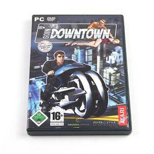 Goin´ Downtown - PC DVD-ROM - Deutsch - Keep Case - Adventure