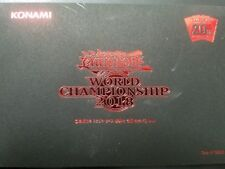 Yugioh 2018 World Championship Celebration Promo Cards Sealed *Hot* + Bonus!!!