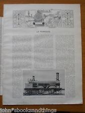 1861 - 1911 LA FERROVIA IN ITALIA ITALIANA RETE FERROVIARIA LOCOMOTIVA TRENI FS
