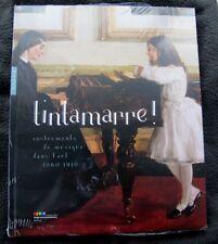 TINTAMARRE ! INSTRUMENTS DE MUSIQUE DANS L'ART 1860-1910 GIVERNY  NEUF BLISTER