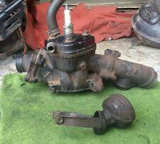 Honda CR80R 1984 Cylinder head jug intake power valve exhaust valve 84 Honda cr8