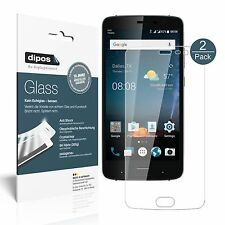 2x ZTE Blade V8 Pro Screen Protector Flexible Glass 9H dipos