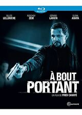 À BOUT PORTANT - FRED CAVAYÉ - ROSCHDY ZEM - GILLES LELLOUCHE - BLU RAY NEUF