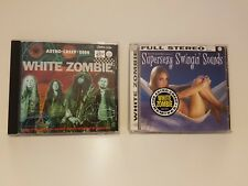 WHITE ZOMBIE - ASTRO CREEP 2000 + SUPERSEXY SWING SOUNDS . . . LOTE 2 CD ALBUMS