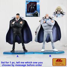 "Anime One Piece P.O.PEX Monkey D Garp 10"" Big PVC Figure Statue Toy Boy Gift NIB"