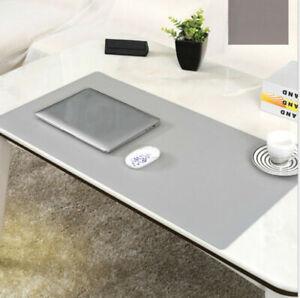 Durable Schreibtischunterlage Tischunterlage Schreibtischmatte Mousepad XXL