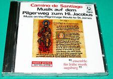 Camino de Aantiago Musik auf dem Pilgerweg zum Hl Jacobus (Christophorus) CD NEW