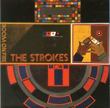 The Strokes - Room On Fire CD (2003) Rough Trade Records