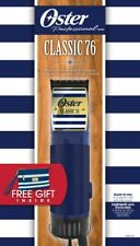 Oster Classic 76 Limited Edition Nautical Clipper + Free Tote Bag Inside