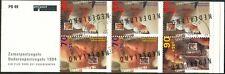 Nederland NVPH PB 49 Zomerzegels 1994 GESTEMPELD