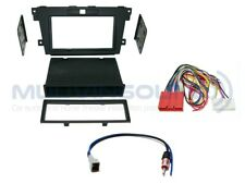 Radio Stereo Dash Kit Combo SD/DD + Wire Harness + Antenna + SWC Interface MA26S
