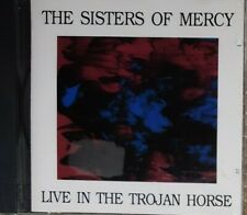 The Sisters of Mercy Live In The Trojan Horse Den Haag, 26 mai 1984 CD rare