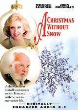 ~ CHRISTMAS WITHOUT SNOW ~ DVD 2006 JOHN HOUSEMAN BUY 5+MXD DVD's LOT SHIPS FREE
