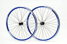 Vuelta ZeroLite Track Comp 700C Clincher Wheelset Blue