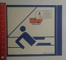 Aufkleber/Sticker: Wipp Express 1992 Olympia Barcelona (030916168)
