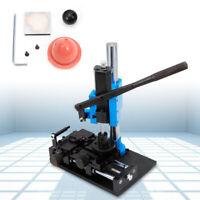UP-50 Manual Watch Dial Pad Printing Machine Watch Dial Printer 600pcs / hr USA