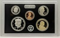 2019 S Partial SILVER Proof Set - Kennedy - 5 Coins Total - NO BOX or COA