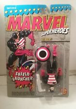 TOY BIZ MARVEL SUPER HEROS US AGENT FACTORY ERROR