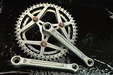 crankset Maxy silver chainwheel 170 mm 52/43 t square