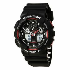 Casio GA100-1A4 Men's G-Shock Anti-Magnetic X-Large G Anti-Magnetic Dive Watch