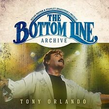 The Bottom Line Archive Series by The Lefty Brothers Tony Orlando (CD, Oct-2015,