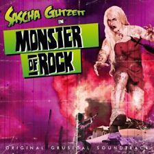 Sascha Gutzeit-MONSTER OF ROCK CD NUOVO