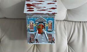 Harry London Gourmet Chocolates Town Library Tin