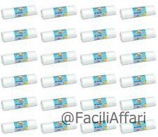 240 Sacchi Bianchi spazzatura buste sacco bianco raccolta differenziata rifiuti