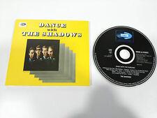 THE SHADOWS DANCE WITH THE SHADOWS CD 1964-1999 EMI EU EDITION