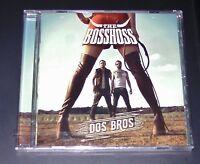 THE BOSSHOSS DOS BROS CD SCHNELLER VERSAND NEU & OVP