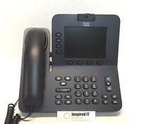 CP-8945-L-K9 - Cisco Unified Phone 8945, Grey, Slimline Handset CP-8945-K9