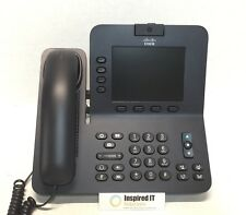 CP-8945-L-K9 - Cisco Unified Phone 8945, Grey, Slimline Handset CP-8945-K9