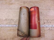 1972 Honda CB350F Four H1541+ Front Fork Sleeves Covers Trims