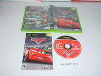 Disney's / Pixar CARS game complete in case w/ manual for MICROSOFT XBOX system