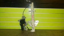 04 OLDSMOBILE ALERO 3.4L AT SEDAN RIGHT REAR WINDOW REGULATOR W/MOTOR OEM 1562-2