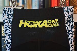 HokaOne Crop Champ System Tight Pants  Size: Small  Black   Running Yoga