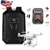Portable Backpack Hard Shell Carrying Case for DJI Phantom 3/4 Standard Advance