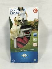 Petsafe Pig00-13661 In Ground Electric Fence 2 Collars Swr/0 Transmitter 10 Acre