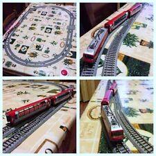 Modellismo: impianto ferrovia con Glacier Express Kato 10-1145 e trasformatore