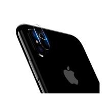 2X For iPhone X Kamera , Schutzfolie, Schutzglas 9H Schutz