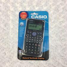 NIB Casio Scientific Handheld Calculator fx-300ES Natural Textbook Display