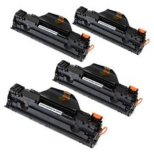 4PK CE285A For HP85A LaserJet P1102W P1102 M1212NF M1217NFW P1120 M1210