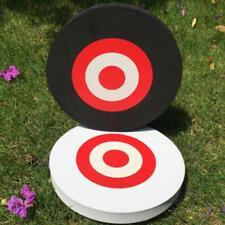 Archery EVA Foam Arrow Target Moving Shooting Practice Game Targets 10*1'' Black